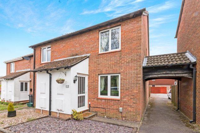 2 bed end terrace house for sale in Heathfield, Basingstoke