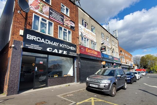 Thumbnail Restaurant/cafe for sale in Hawes Close, Walsall
