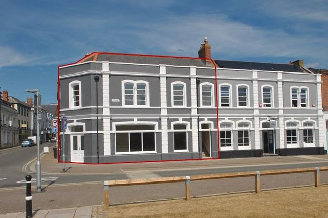 Thumbnail Restaurant/cafe for sale in The Strand, Barnstaple