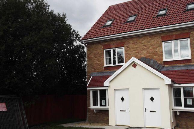 Thumbnail Semi-detached house for sale in Rowan Tree Avenue, Baglan, Port Talbot