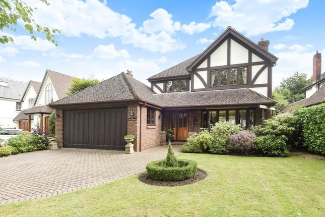 Thumbnail Detached House For Sale In The Glen Farnborough Park