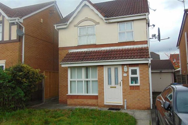 Thumbnail Detached house for sale in Gilwood Grove, Middleton, Manchester