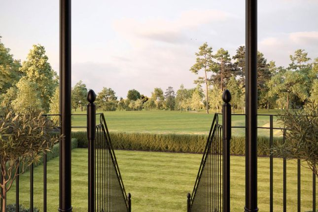 Thumbnail Flat for sale in Magna Carta Park, Englefield Green, Egham, Surrey