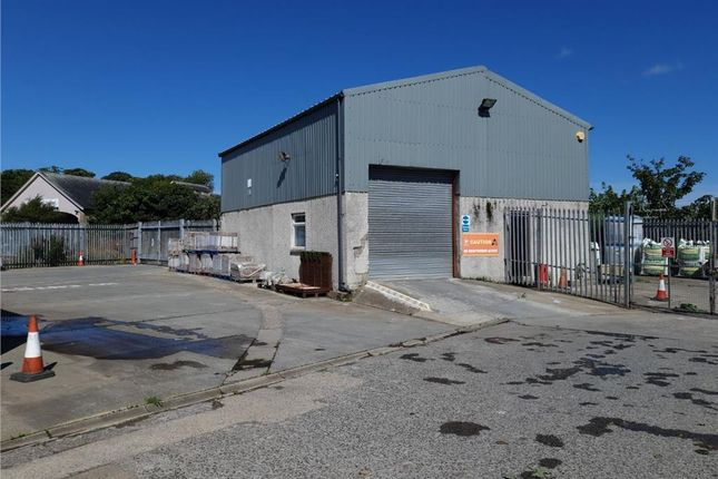 Thumbnail Industrial for sale in Industrial Premises, Station Yard, Station Square, Thurso, Highland