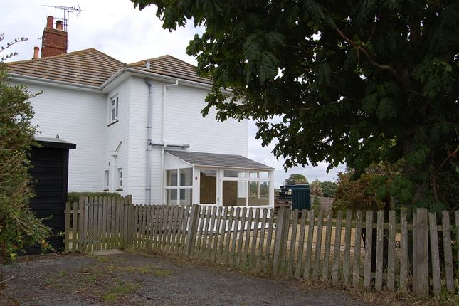 Thumbnail End terrace house to rent in Upper Dully Cottages, Dully Road, Tonge, Sittingbourne