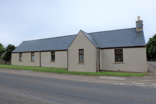 Thumbnail Detached house for sale in Sinclair Street, Halkirk