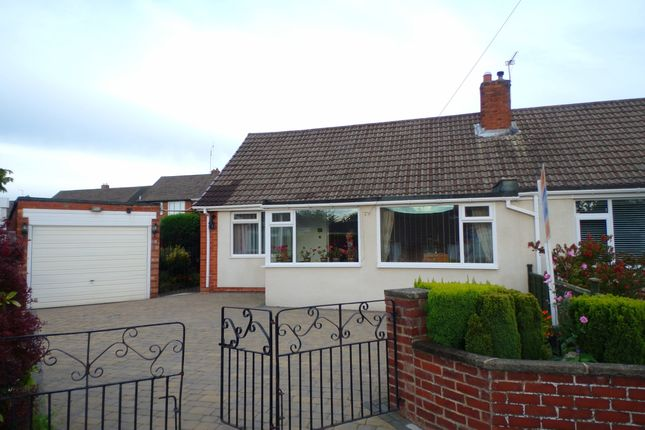 Thumbnail Bungalow to rent in Hampton Court, Chester Le Street