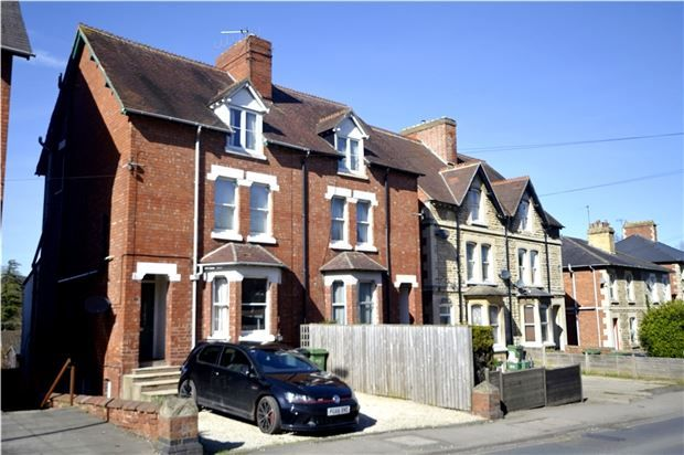 Thumbnail Semi-detached house for sale in Bath Road, Stroud, Gloucestershire