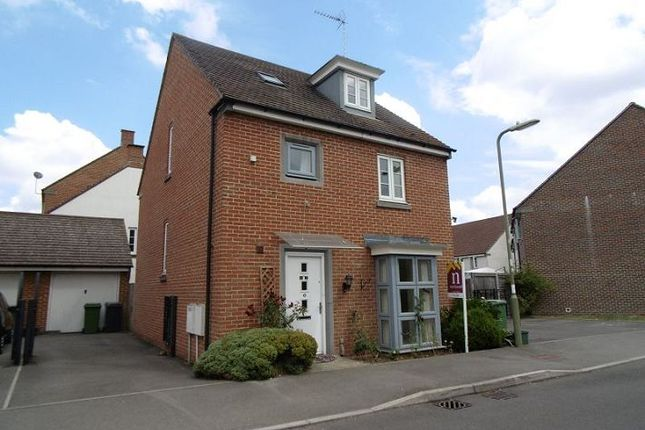 Thumbnail Detached house to rent in Penton Way, Basingstoke