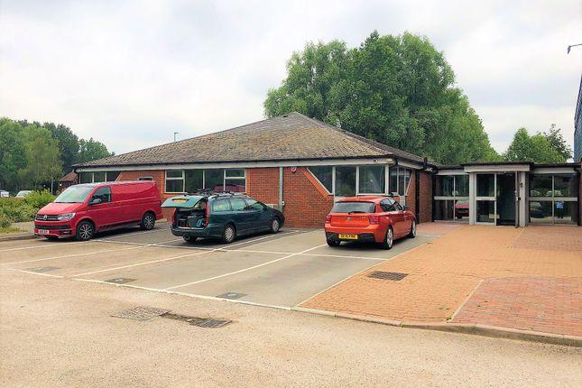 Thumbnail Office to let in Unit 1, The Woodlands, Festival Way, Hanley, Stoke-On-Trent, Staffordshire