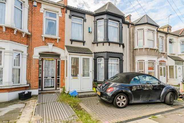 Thumbnail Terraced house for sale in Windsor Road, Ilford, London