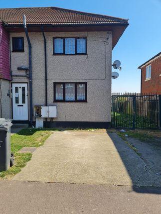 Thumbnail Flat to rent in Marston Avenue, Dagenham