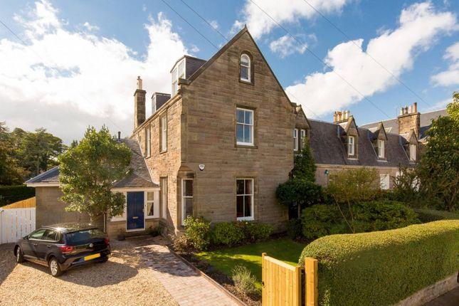 Thumbnail End terrace house for sale in 20 Dreghorn Loan, Colinton, Edinburgh