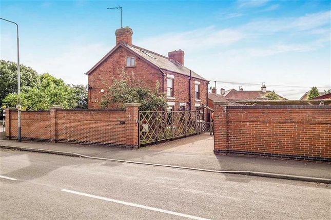 Thumbnail Detached house for sale in Church Lane, Brinsley, Nottingham