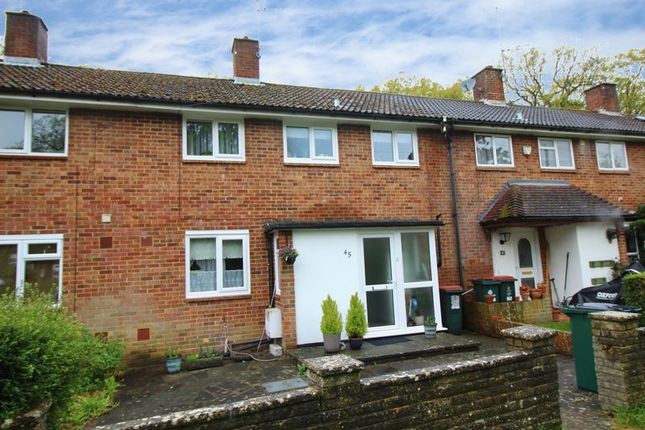 Thumbnail Terraced house to rent in The Rise, Crawley