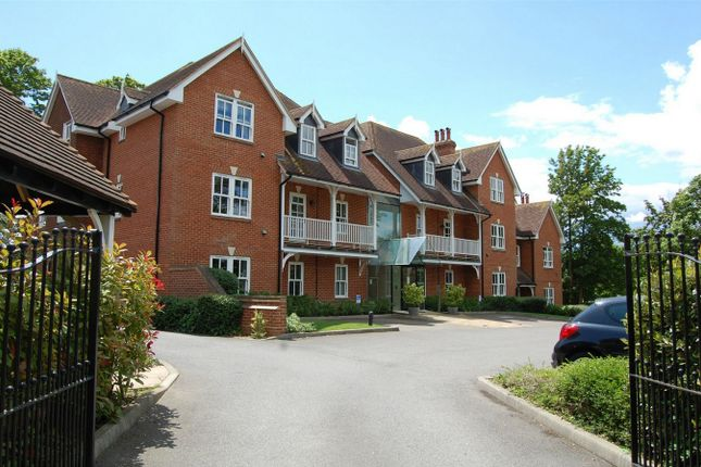 Thumbnail Flat for sale in Regal Heights, Western Lane, Odiham, Hook