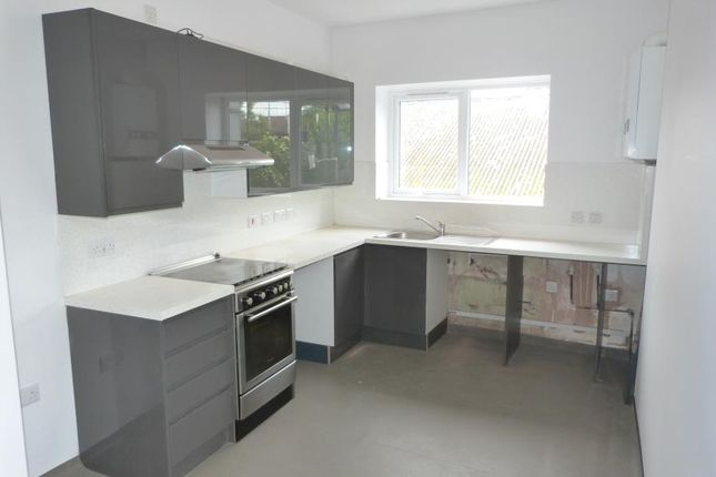 Thumbnail Flat to rent in Fore Street, London