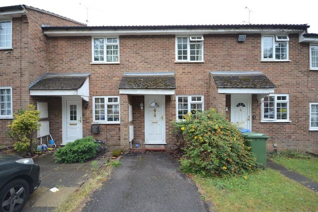 Thumbnail Terraced house for sale in Rother Close, Sandhurst, Berkshire