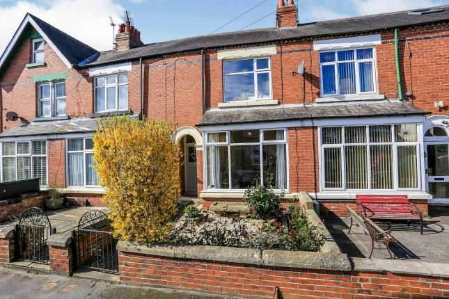 Thumbnail Terraced house for sale in Albany Road, Harrogate, North Yorkshire