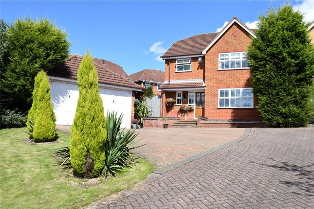 Thumbnail Detached house for sale in Summerfields Way, Shipley View, Ilkeston, Derbyshire