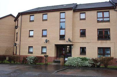 Thumbnail Flat to rent in Hopehill Gardens, Maryhill