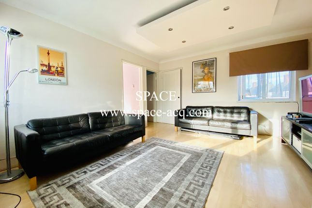 Thumbnail 2 bed flat for sale in Goldsmith Lane, Roe Green, Kingsbury, London
