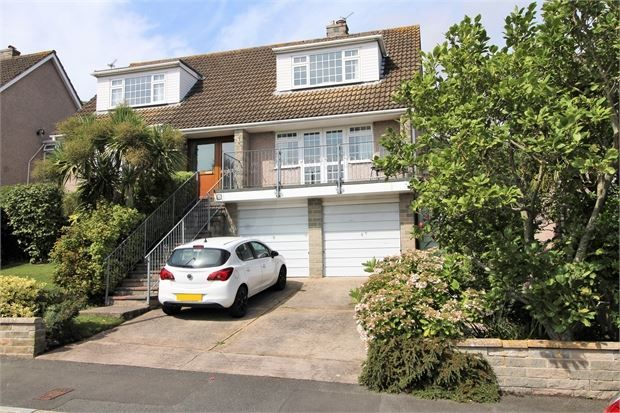 Thumbnail Detached house for sale in Hawthorn Gardens, Worle, Weston Super Mare, North Somerset.