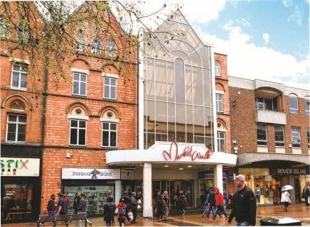 Thumbnail Commercial property for sale in Market Square Shopping Centre, Market Square, Northampton, Northamptonshire