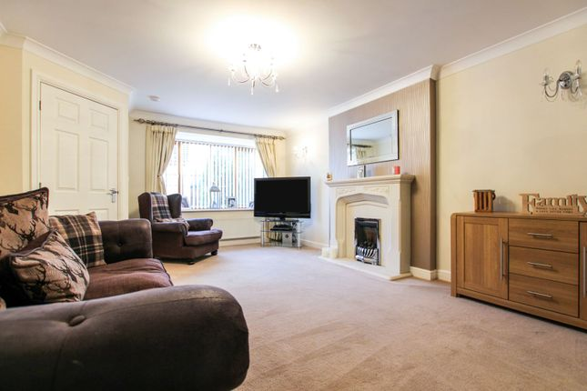 Lounge of Nelson Court, Methley LS26