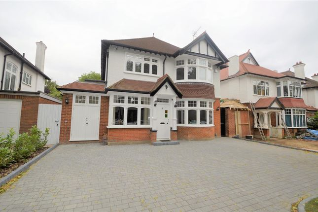 Thumbnail Detached house to rent in The Green Walk, London