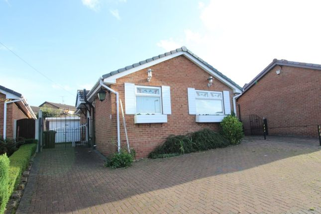 Thumbnail Bungalow for sale in Rose Farm Approach, Altofts, Normanton