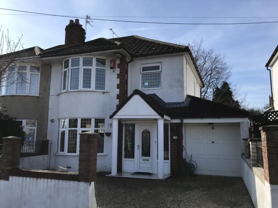 Thumbnail Semi-detached house for sale in Orchard Road, Kingswood, Bristol