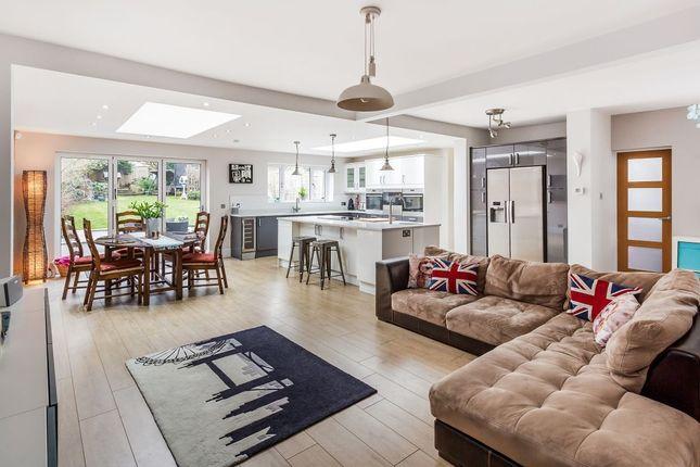 Thumbnail Semi-detached house for sale in Princes Avenue, Carshalton