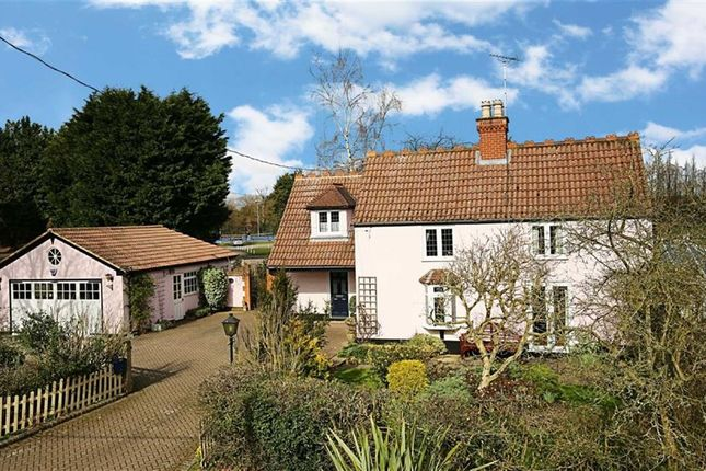 Thumbnail Detached house for sale in Ashwells Road, Brentwood, Essex