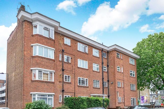 Front View of Vale Court, Acton W3