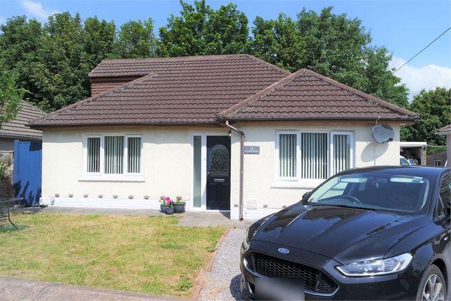 Thumbnail Detached bungalow for sale in Marlas Road, Pyle, Bridgend, Mid Glamorgan