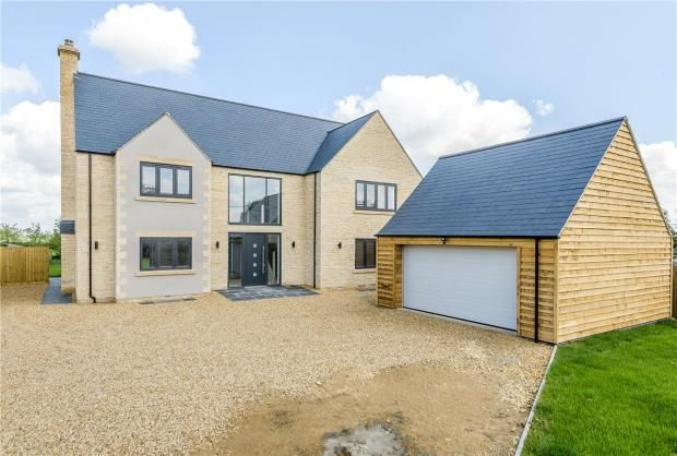 Thumbnail Detached house for sale in 38 West Street, Helpston, Peterborough