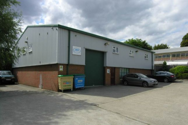 Thumbnail Office to let in Unit 9, Romans Business Park, East Street, Farnham
