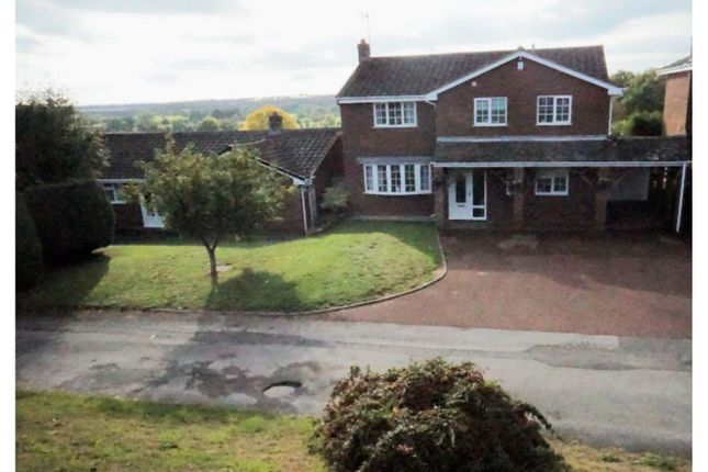 Thumbnail Detached house for sale in Shepherds Fold, Stafford