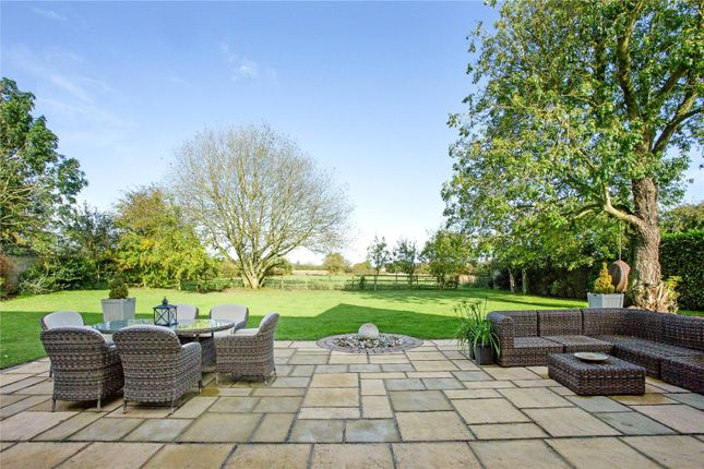 Thumbnail Detached house for sale in Beedon, Newbury, Berkshire