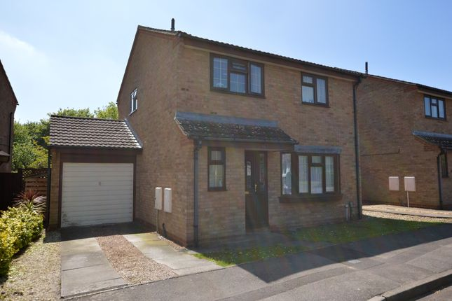 Thumbnail Detached house for sale in Locking Close, Bowerhill, Melksham