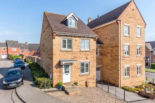 Thumbnail Semi-detached house for sale in Bankside, Higham Ferrers, Rushden