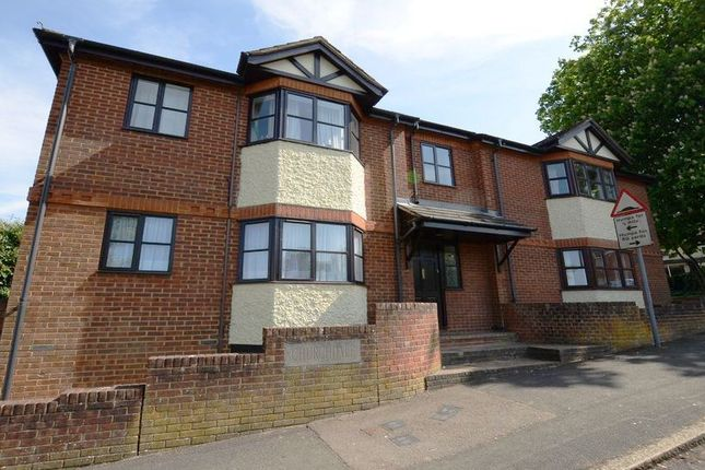 Thumbnail Flat to rent in St. Georges Road, Aldershot