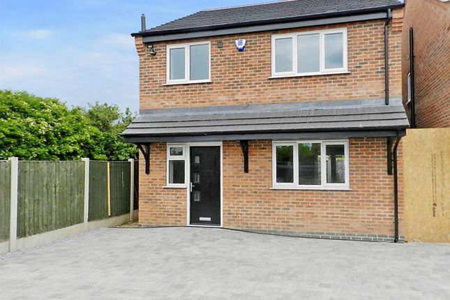 Thumbnail Property for sale in Cornwall Drive, Long Eaton, Nottingham