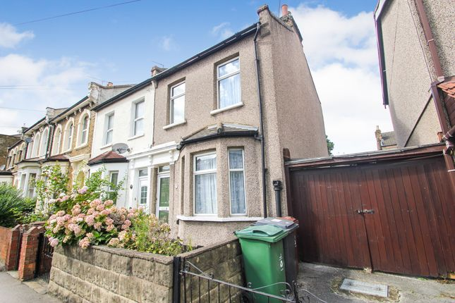3 bed end terrace house for sale in Harvey Road, Leytonstone, London
