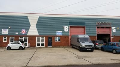 Thumbnail Light industrial to let in Unit 6, Grange Way Business Park, Colchester