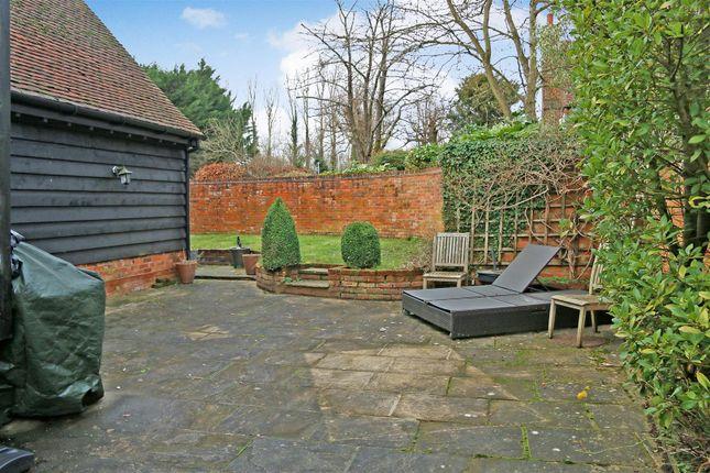 Garden of Hawksmoor, Harris Lane, Shenley, Radlett WD7