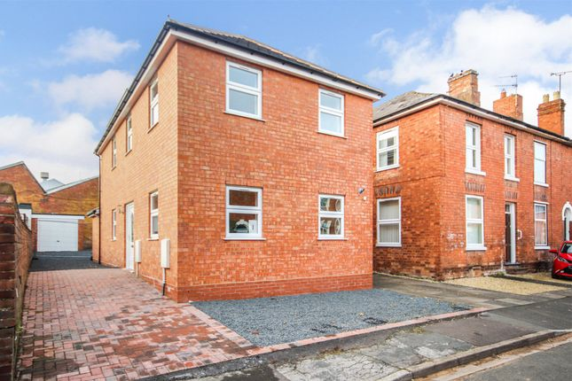 Thumbnail Detached house for sale in Happy Land West, Worcester, Worcestershire