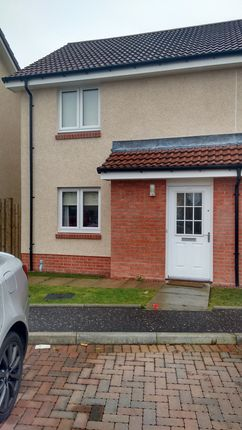 Thumbnail Semi-detached house to rent in Ewing Way, Larbert