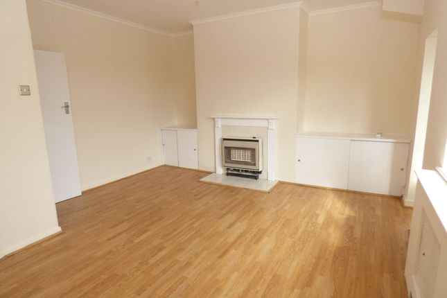 Thumbnail Flat to rent in Victoria Terrace, Bedlington